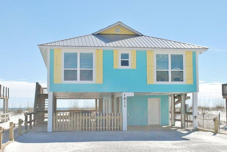 Gulf Shores House Rentals On The Beach House Decor Ideas